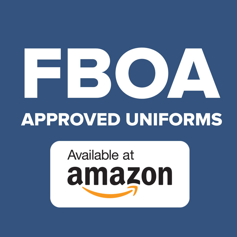 FBOA Approved Uniforms available at Amazon